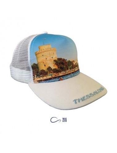 Mesh souvenir καπέλο