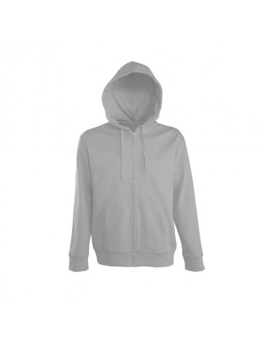 150 Hooded sweat-shirt jacket