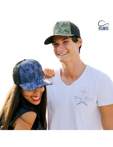 Atlantis 887 Rapper Camou καπέλο