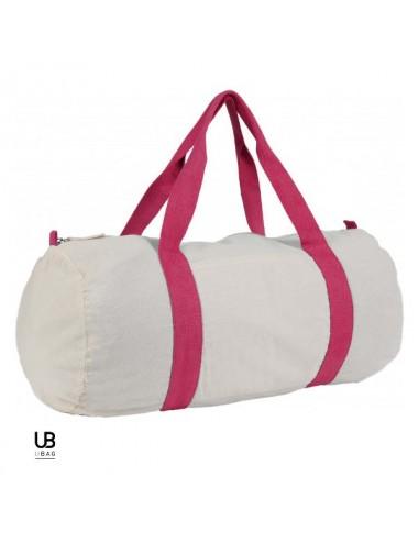UBAG Palma bag with contrasted colour handle