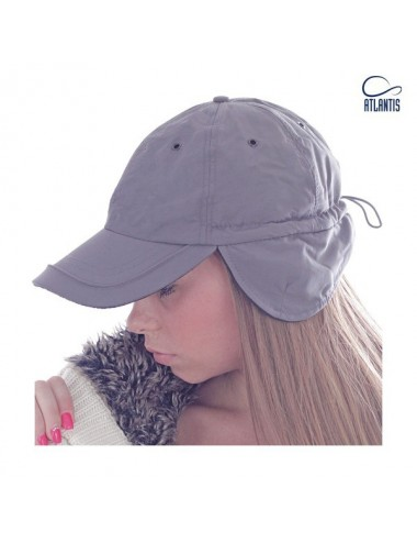 Atlantis Techno Flap cap