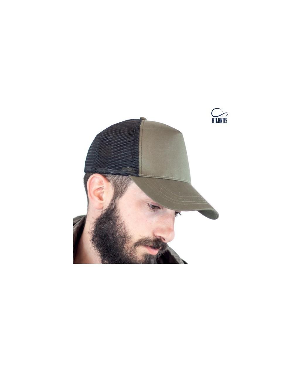 Atlantis Rapper Cotton καπέλο
