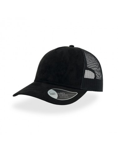 Atlantis 898 Rapper Suede καπέλο