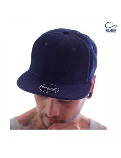 Atlantis Snap Denim καπέλο