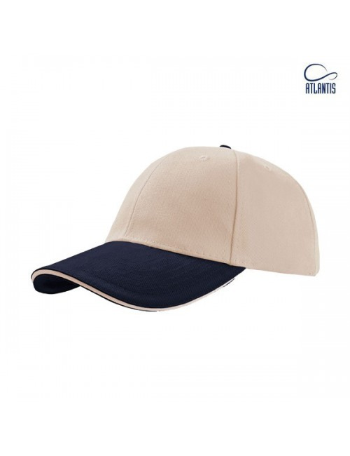 Atlantis Liberty Sandwich cap