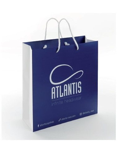 971 Atlantis paper shopper