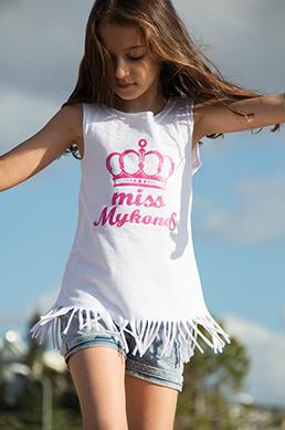 παιδικο μπλουζακι με glitter