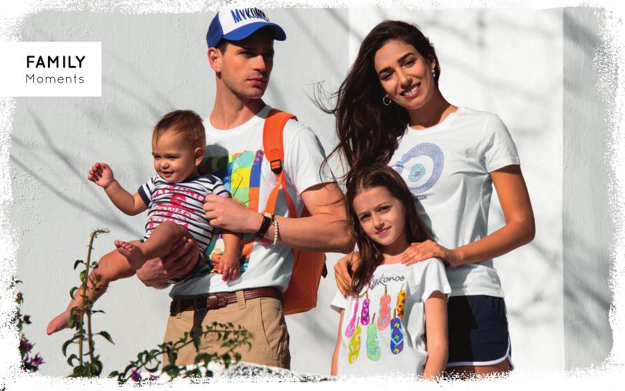 Family souvenir tshirt